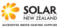 Solar Association of New Zealand Accredited Supplier